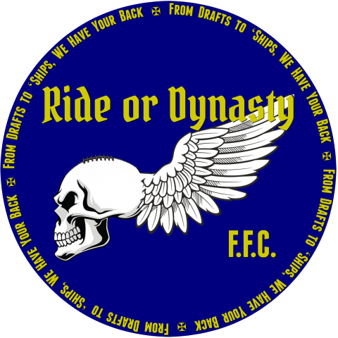 Ride or Dynasty Fantasy Football Club
